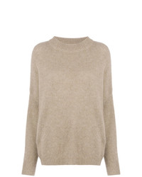 Dusan Round Neck Jumper