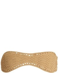 Laharia crochet bandeau bikini top medium 724579