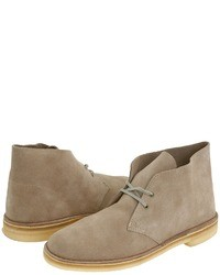 Tan desert boots original 500310