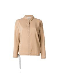 Tan Dress Shirt