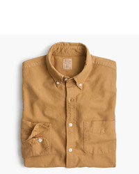Slim oxford shirt medium 735230