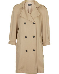 Tan duster coat original 11013296