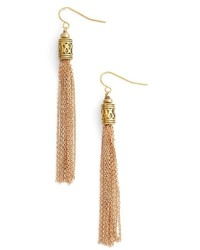 Vanessa Mooney Demi Tassel Drop Earrings
