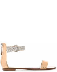 Embellished strap sandals medium 7012667