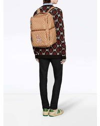 0c23782c914 ... Gucci Large Backpack With La Angels Patch ...