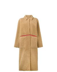 Inès & Marèchal Ins Marchal Shearling Coat