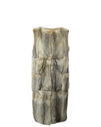 Liska Sleeveless Coat