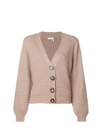 See by Chloe See By Chlo Textured Chunk Knit Cardigan
