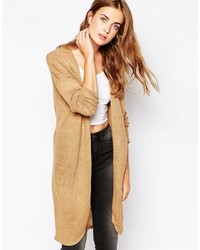 Blendshe long textured cardigan medium 438224