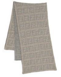 Tan Knit Scarf