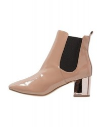 Ankle boots nude medium 4107065