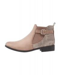 Ankle boots taupe medium 4107932