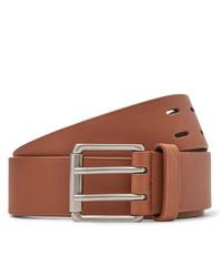 Bottega Veneta 35cm Tan Leather Belt