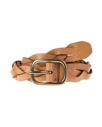 Braided belt natural medium 4138513