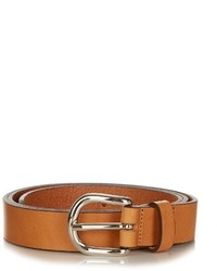 Etoile Isabel Marant Isabel Marant Toile Zap Thin Leather Belt