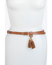 Sperry Top-Sider Leather Belt Tan Small