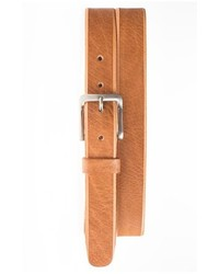 Will Leather Goods Skiver Skinny Leather Belt