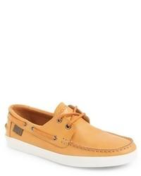 Lacoste Keelson 3 Leather Boat Shoe