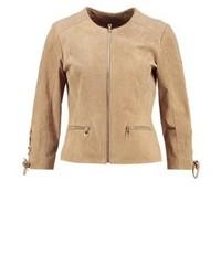 Cirque leather jacket plage medium 4000019