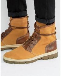 Cityblazer 4 eye leather boots medium 3726518