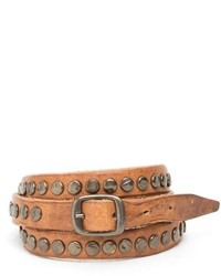 Will Leather Goods Laurel Wrap Bracelet