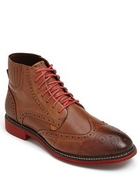 Ny grant wingtip boot medium 32122