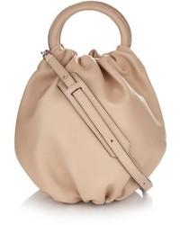 Loewe Bounce Leather Bucket Bag