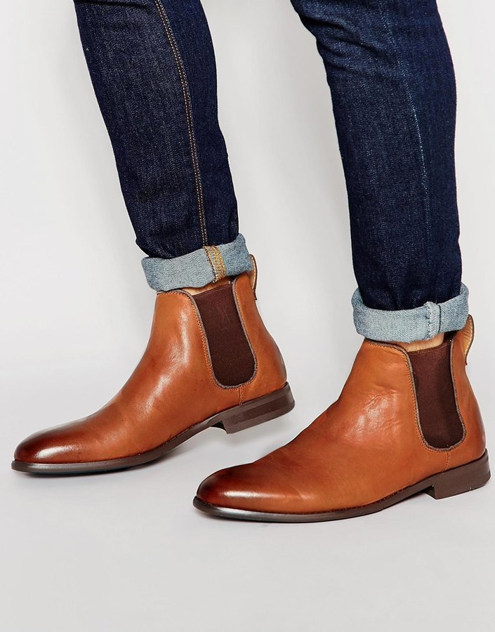 ... Aldo ALDO Merin Leather Chelsea Boots