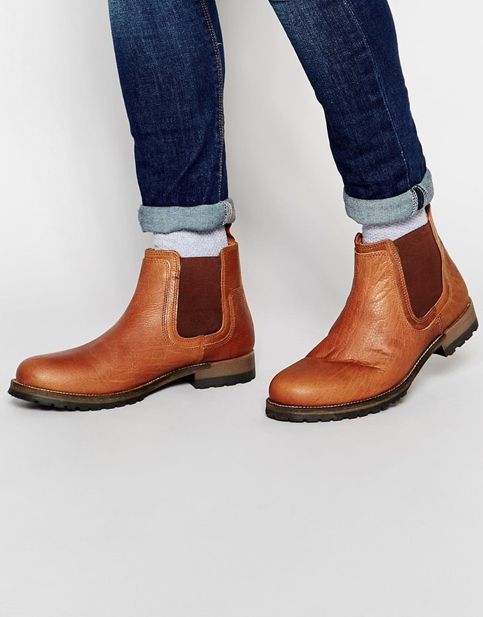Red Tape Chelsea Boots Leather RDqHcR