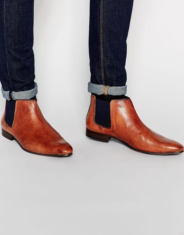 Buy Men Shoes / Walking London Mark Chelsea Boots