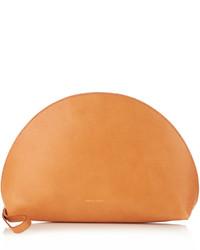 Mansur Gavriel Moon Leather Clutch