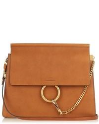 Chloé Chlo Faye Medium Leather Shoulder Bag