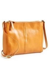Halogen Leather Crossbody Bag