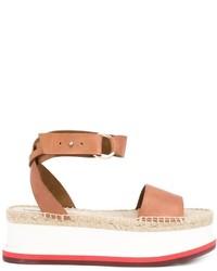 Stella McCartney Flatform Sandals