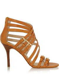 MICHAEL Michael Kors Michl Michl Kors Ava Leather Sandals Michl Michl Kors