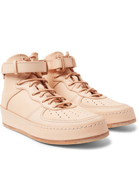 Hender Scheme Mip 01 Leather High Top Sneakers