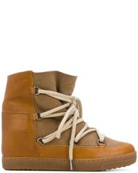 Isabel Marant Wide Ankle Hi Tops