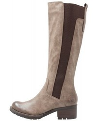 Marco Tozzi Boots Tobacco Antic