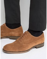 Selected Homme Leather Oxford Shoes