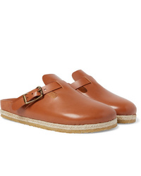 Yuketen Bostonian Leather Sandals