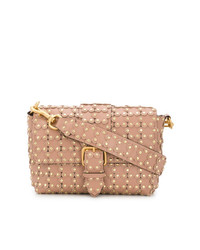 RED Valentino Red Flower Puzzle Bag