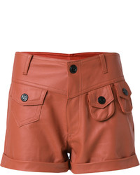 Andrea bogosian leather shorts medium 3664729
