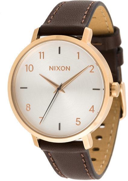 Nixon Arrow Leather Watch