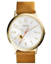 Fossil Vintage Muse Leather Strap Watch 40mm