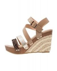 Bacopa wedge sandals beige medium 4017480