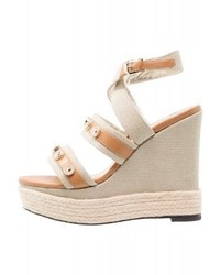 Platform sandals beige medium 4021770