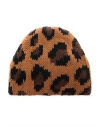 Tak ori cortina leopard knit beanie medium 158484