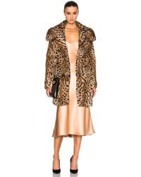 Cushnie et Ochs Rabbit Fur Coat