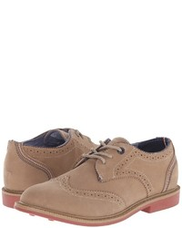 Tan Oxford Shoes