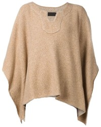 Tan poncho original 10213380